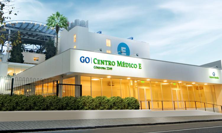 Un centro médico especial para el coronavirus