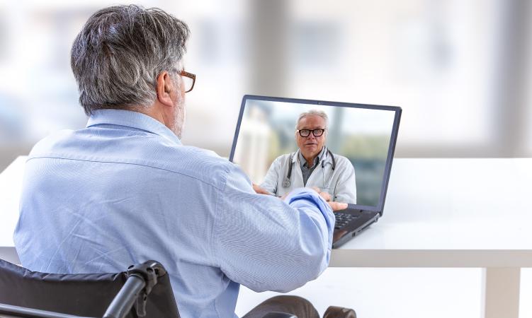 El uso de las plataformas de telemedicina para el tratamiento de pacientes neurológicos