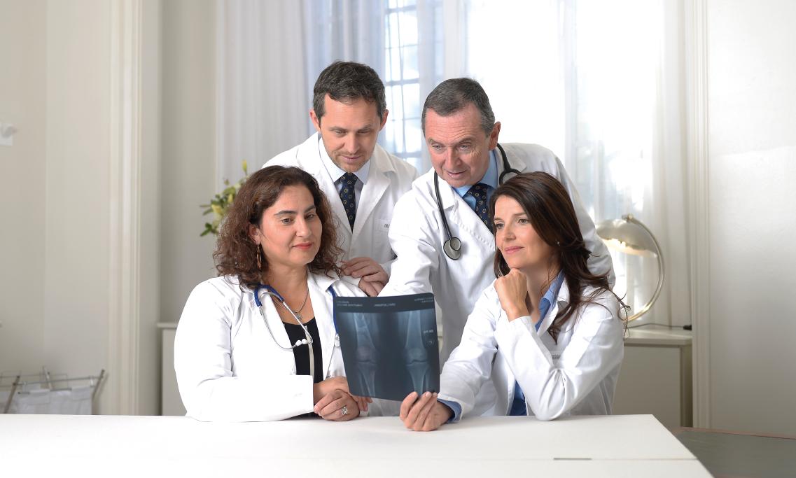 El mayor reconocimiento en la Reumatología a nivel mundial, está en Rosario